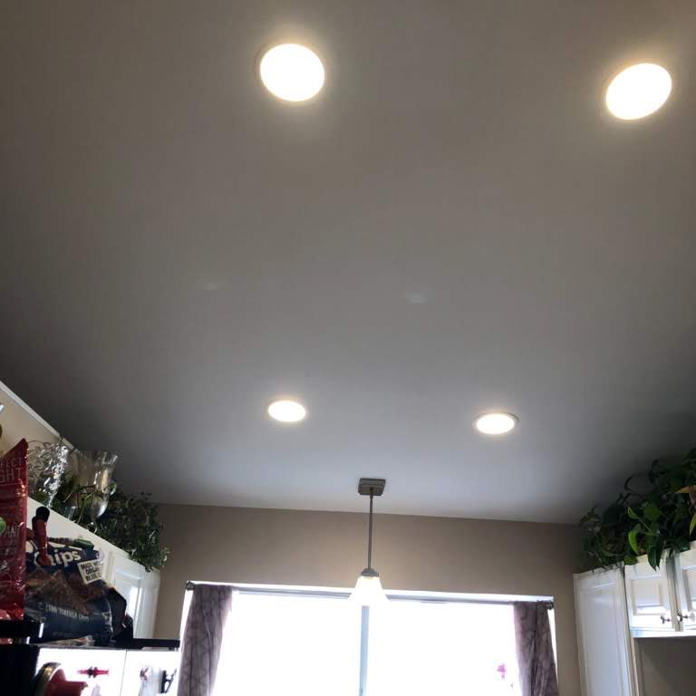 Recessed Can Lighting 2